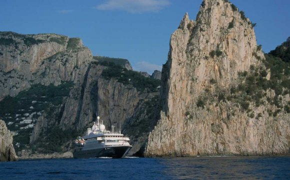 7 Day SeaDream Cruise From