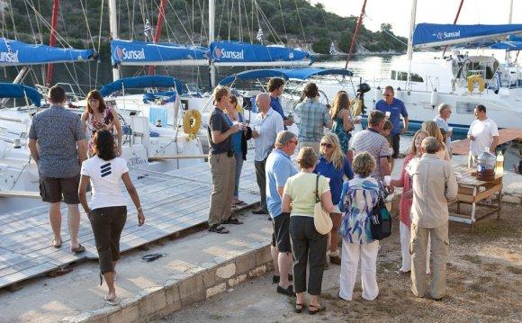 Flotilla Holidays in Greece