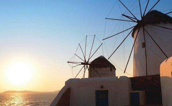 Greek Island Hopper - 2016