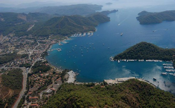 Gocek is one of the ancient