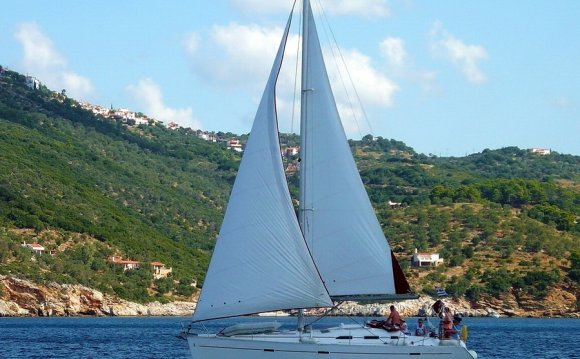 A bareboat charter is an