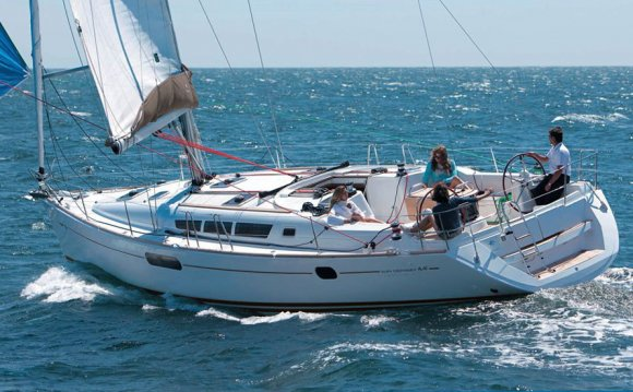 Greece Sailing Charters