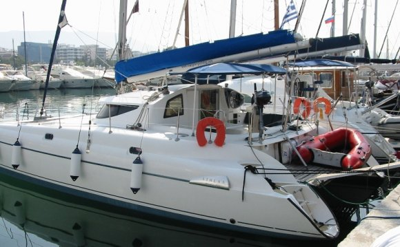 Catamarans for sale in Greece