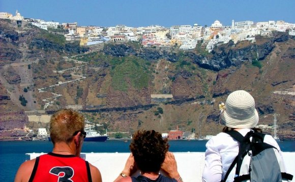 Athens to Greek Islands