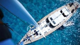 crewed sailing holidays Greece