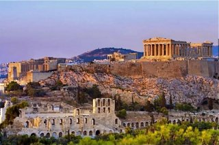 From Historically Iconic Architecture to How To Do Athens Today