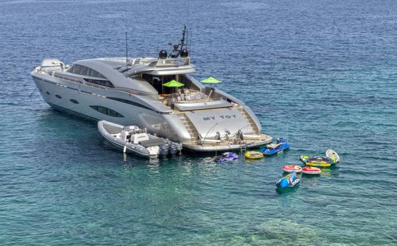 Charter a Yacht in Greece