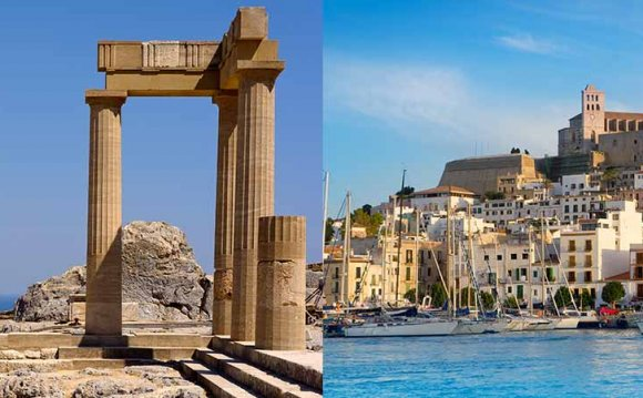 Cruises from Venice to Greece