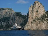 Cruise from Greece to Italy