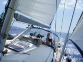Sailing charter Greece