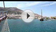 3 Island Tour on Nikita Boat from KOS, Greece 2009 (HD)
