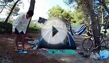 Bicycle touring- Greece