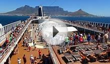 Cruises from Cape Town 2016 and 2017