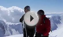 Ski touring in Greece, 3 friends/3 couloirs